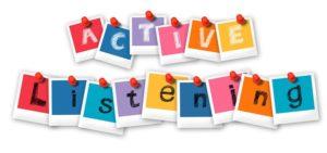 La escucha activa y su importancia para una buena comunicación